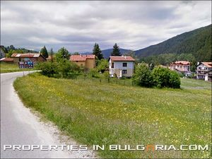 Building land, mountain village, Borovets ski resort, Bulgar