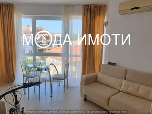 No maintenance fee! Furnished apartment in Nessebar