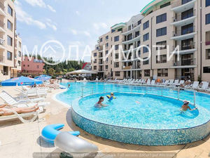 1bedroom apartment 300m from the beach Sunny Beach