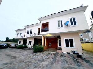 3 Bedroom Terrace Duplex at Lekky County