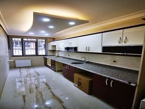New 2+1 Apartment with Big Terrace For Sale In Istanbul