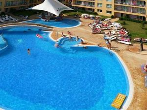1 BED apartment, 62 sq.m., in Pollo Resort, Sunny beach