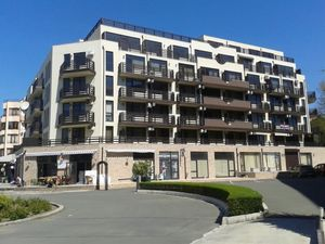 Furnished studio with a balcony in VIGO Beach, Nessebar
