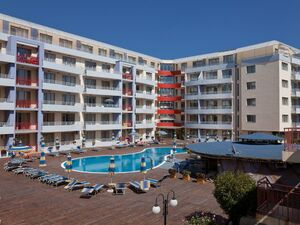 2 BED apartment with very central location in Sunny beach