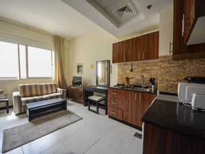 Fully furnished studio for sale in JVC