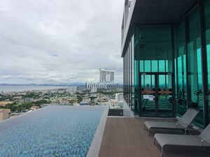 Posh Condo Pattaya Studio
