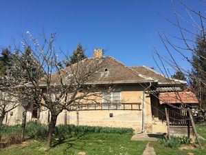 100 sqm house is for sale in the heart of Somogy, Hungary