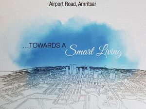 PLOTS for sale at AEROCITY, AIRPORT ROAD, AMRITSAR, INDIA