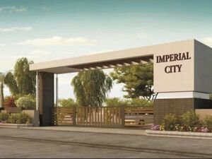 PLOTS for sale at  IMPERIAL CITY LOHARKA ROAD AMRITSAR INDIA
