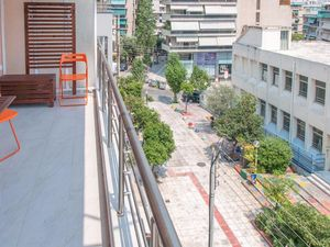 102 m2 Full Furnished apartment in Athens in best location.