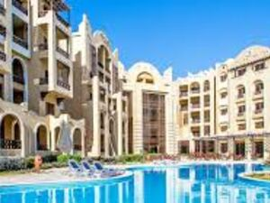 POOL VIEW 1 BDR. APARTMENT in Sahl Hasheesh-Hurghada, Egypt