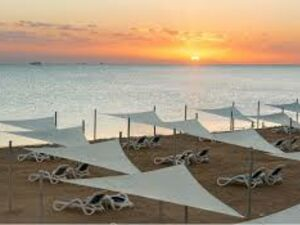 SEA VIEW 1 BDR. APARTMENT in Sahl Hasheesh-Hurghada, Egypt