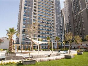 2+1 Compound Apartment For Sale In Istanbul