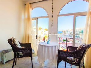 Costa Blanca Furnished Apartment with Sea View in Torrevieja