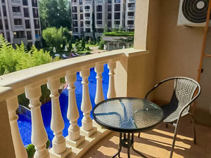 Pool View 1-bedroom apartment in Cascadas Family Resort