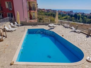 Studio with Sea view in Orhideya Residence, Saint Vlas