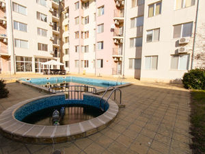 1-bedroom apartment in complex Shumen, Sunny Beach