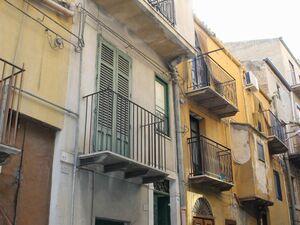 Townhouse in Sicily - Casa Perconti Via Montuoro