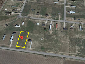 Half Acre for sale in Donna!