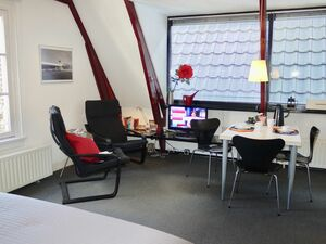 Studio apartments in the cultural centre of Amsterdam.