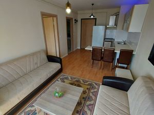 Ready-Furnished 1+1 Flat 80m2