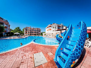 1-bedroom apartment in Sunny Fort, Sunny Beach