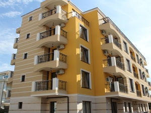 2 BED luxurious apartment in Nessebar town, 250 m to the sea