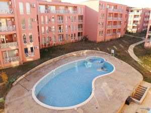 Pool View Studio with balcony for sale in Sunny Day 6