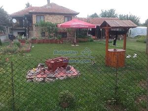 Bulgarian property near Provadia with a wonderful yard!