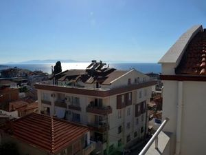 130m2 Seaside see view New Duplex in izmir