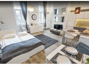 Furnished and well equiped apt at Downtown of Budapest