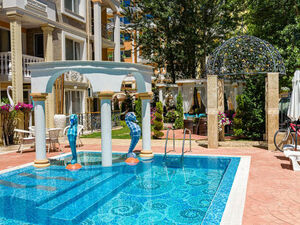 2-bedroom apartment with POOL view in Sweet Homes 7
