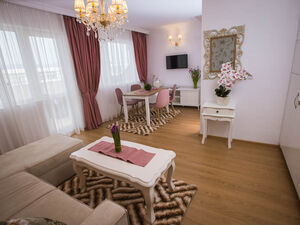 Fully furnished apartment with 2 bedrooms in Sweet Homes 6