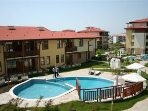 2 BED, 2 BATH Pool View Apartment Garden of Eden, Sveti Vlas