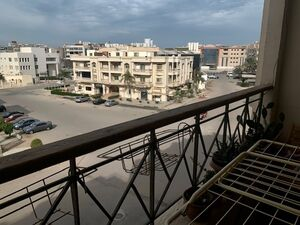 Apartment for sale in banks area in El Kawther