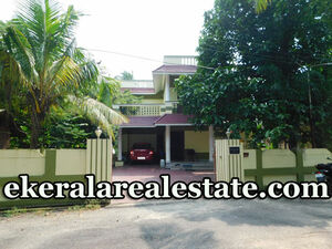 Menamkulam Kazhakuttom house for rent