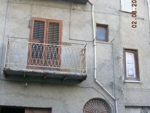 Townhouse in Sicily - Panepinto Piazza Metello Alessandria