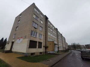 For sale 3-room. flat in the north-western part of Lithuania
