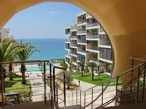 1 bedroom apartment with Sea View in Dolce Vita complex