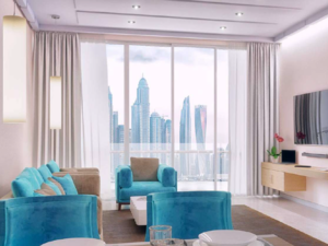 Ultra Luxury Furnished 3 Bedrooms