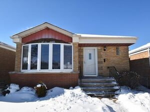 3BD@$1,000 FOR RENT 5130 S Rutherford Ave, Chicago, IL 60638