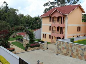 Fully Furnished 6Bedroom Villa For Rent,Nairobi,Kenya