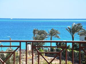 1 Bedroom Apartment, sea view , Private Beach