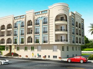 New apartments in Intercontinental Palace