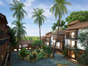 Underconstruction 2BHK at Neura North Goa