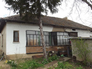 Rural property in Bulgaria with 2 houses, land & nice views