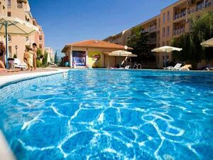 Large 1 BED apartment in Sunny Day 6 (Sunny beach), bargain