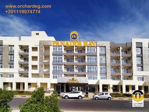 3 Bedrooms Apartment - Fanadir Bay - Hurghada - SEA VIEW