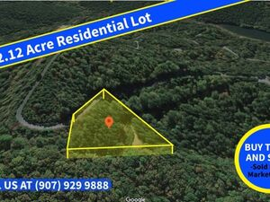 Breathtaking Mountain Views from this 2.12 Acre Lot