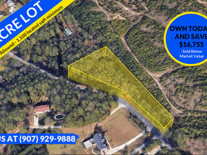 1.07 Acre Residential Lot For Sale - Valued at $36,250